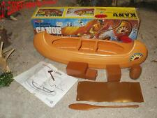 Lone Ranger-Indian CANOE-indiens canoë-Gabriel TOYS-Big Jim