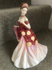 Royal Doulton Figurine    Pretty ladies Autumn Ball Unboxed