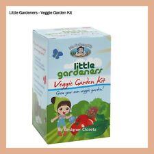Mr Fothergill's Little Gardeners Pizza Veggie Kit - Cucumber, Lettuce, Tomato