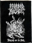 Morbid Angel Blessed Patch Death Metal Obituary Deicide Earache Cannibal Corpse
