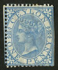 Ceylon   1868   Scott # 61    Mint Hinged