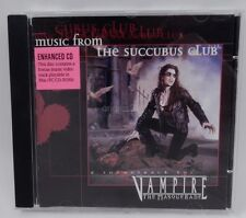 Music From The Succubus Club soundtrack to VAMPIRE The Masquerade cd Chuxchadows