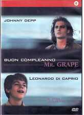 Buon compleanno Mr. Grape (1993) DVD 1 Edizione Introvabile