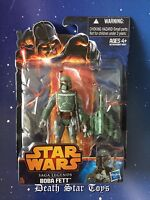 Star Wars 2013 Saga Legends ESB Boba Fett SL09 Empire Strikes Back Green Armor
