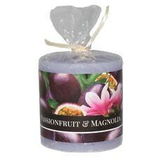 Parfum Bougie Exotic à la main Ø 7 cm 7 cm par colorés Violet Passionfruit Magnolia