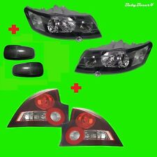Holden Commodore VY SS Black Head Tail Lights Smoked Indicators Right Left Side