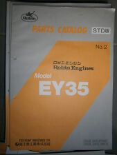 ROBIN Engines EY35 : Parts Catalog 08/1997