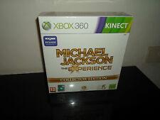 MICHAEL JACKSON EXPERIENCE LIMITED EDITION XBOX360 ITA NUOVO PEZZO UNICO!!