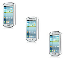 Clear Screen Protector for Samsung Galaxy S 3 III mini / Exhibit GT-I8190 Phone