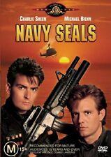 Navy Seals (DVD, 2004) Region 4 (VG Condition)