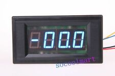 3 1/2 Blue LED Digital Volt Panel Meter DC 200mV