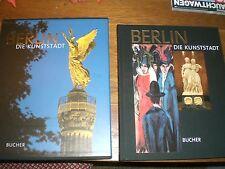 Berlin - Die Kunststadt Großband von 2003 EA Kultur Künstler Bauten usw