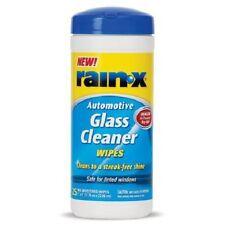Rain X Automotive Glass Cleaner Wipes