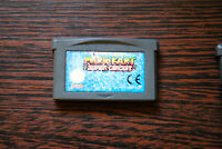 Jeu MARIO KART SUPER CIRCUIT sur Nintendo Game boy Advance GBA