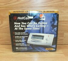 Command Communications Hotcall Hc4000 Internet Call-Waiting Device & Caller Id