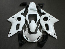 Unpainted ABS Injection Mold Bodywork Fairing Kit for YAMAHA YZF R6 1998-2002