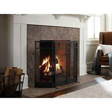 Shop from the world's largest selection and best deals for Threshold Fireplace Screens & Doors. Shop with confidence on eBay!