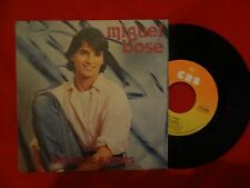 """MIGUEL BOSE Olympic Games 7"""" SINGLE ITALY PRESS (EX-/EX-) G"""