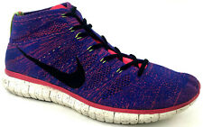 NIKE Free Flyknit Chukka Mercurial Collection Shoes Mens US 13