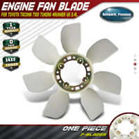 Cooling Radiator Fan Blade for Toyota 4Runner T100 Tacoma Tundra 3.4L 1636162010