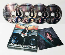 JACKSON BROWNE VOL. 2 JUST A TRACE OF SORROW 4 CD