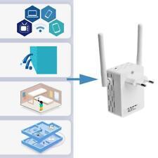 WIFI WLAN Wireless Repeater Verstärker 300Mbit 2.4Ghz Router Signalverstärker