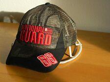 CAP NEW 88 DALE JR NATIONAL GUARD NASCAR STRAP BACK QUALITY EMBROIDERED LOGO
