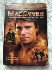 Macgyver Season 1 (Dvd, 2005, 6-Disc Set) New Fast Shipping