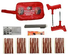 Tyre Repair Kit with 25 Strings & Cement Tube