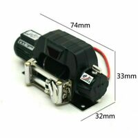 1xAutomatic Crawler Winch Traction Control for RC 1:10 TRX4 Axial SCX10 D90 D110