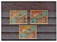 Yemen 1967 space MLH OG