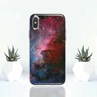 Space iPhone 11 XR Cover Galaxy iPhone 7 8 Plus Case Cosmic iPhone 6 6s Sleeve