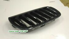 CARBON LOOK FRONT KIDNEY GRILLE BMW X3/E83 X SERIES 2004-2006
