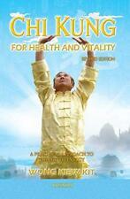 CHI KUNG PARA Health & Vitalidad por Kit,WONG KIEW Libro De Bolsillo