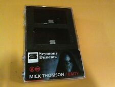 Seymour Duncan Mick Thomson Blackouts Pickup Set 6 String Guitar AHB-3s Blackout