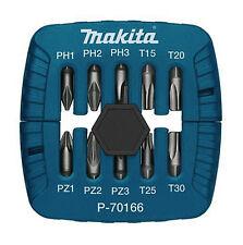Makita P-70166 Bit-box 10 Stck Ph/pz