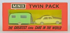 ROVEX MINIX RC 27 CORSAIR & CARAVAN VERY NEAR MINT IN A SUPERB BOX