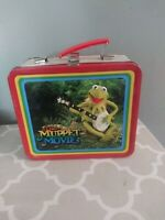 Kermit The Frog The Muppet Movie Lunchbox 2012 Vintage Look