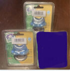NEW++Lot+N%C3%BBby+Soothing+Teether+BPA+Free+3%2Bm+Extra+Soft+Silicone+2-blue