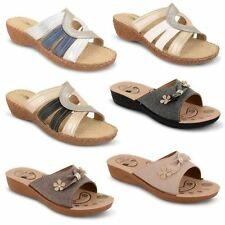 Unbranded Women's Slip On, Mules Low Heel (0.5-1.5 in.) Sandals & Beach Shoes