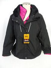 Gerry Women's Heavy Winter Coat + Pink Insulation Jacket Black US Size L NWT