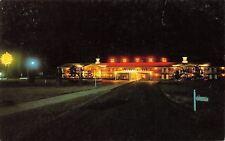 Shepherdsville KY Neon Lights @ Night~Bluegrass Lodge~Casada 1965 Roadside