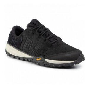 MERRELL Havoc Black Leather Walking Hiking Shoes with Vibram UK 8.5/ EU 43 BNIB