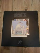 Led Zeppelin – The Soundtrack From The Film The Song Remains The same vinyl LP