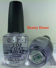 Opi Nail Polish - Top Coat - 1/2 oz = 15 ml Brand New