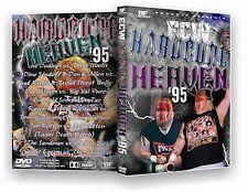 ECW Wrestling: Hardcore Heaven 1995 DVD-R, Ian Axl Rotten Cactus Jack  Sandman