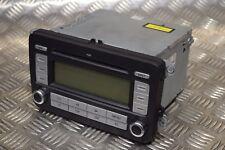 VOLKSWAGEN PASSAT B6  CD MP3 PLAYER RADIO STEREO HEAD UNIT RCD 300 1K0035186AD