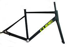 Cube attain Race bicicleta de carreras marco 56 28 rahmenset roadbike Fork Road carbongabel