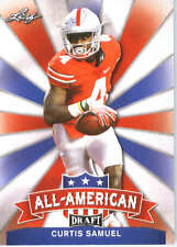 2017 Leaf Draft Football All-American #AA-06 Curtis Samuel
