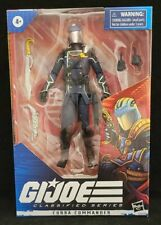 GI Joe Classified Cobra Commander 06 - Dark Blue - Hasbro
